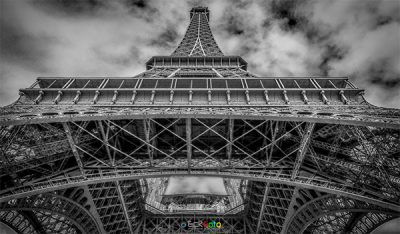 EckFoto Architecture Photography Eiffel Tower
