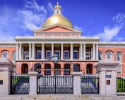 EckFoto George Washington Massachusetts State House